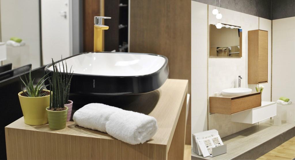 Progettazione interni allestimento showroom arredobagno - Allestimento bagno ...