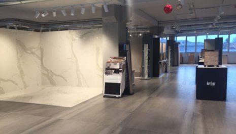 corti showroom arredobagno - work in progress 1